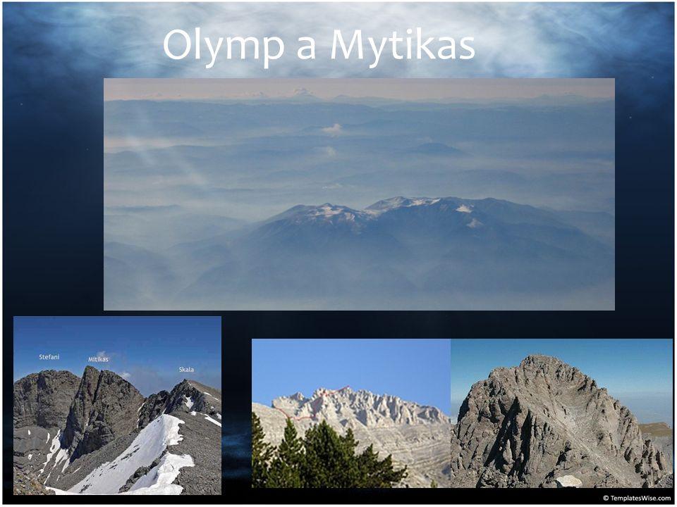 Olymp a Mytikas