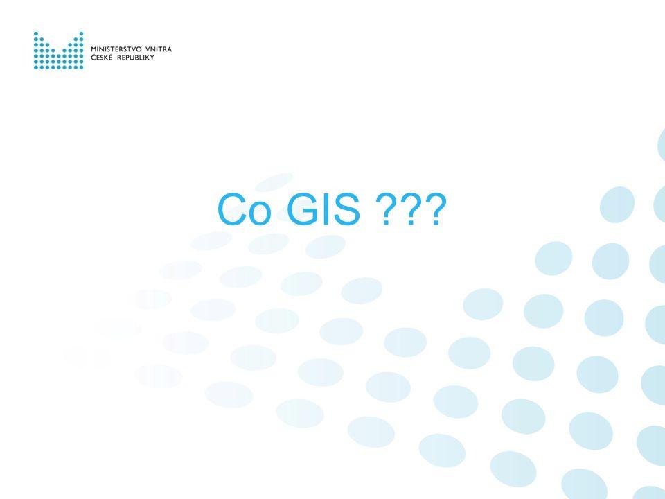 Co GIS ???