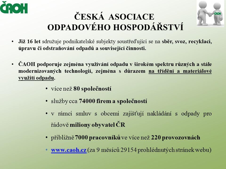OBSAH PREZENTACE  Výsledky OH ČR  ISNO  Směr a doporučení EU  Možné řešení