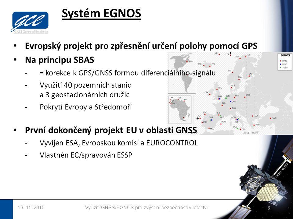 image ©: ESA Systém EGNOS 19. 11.