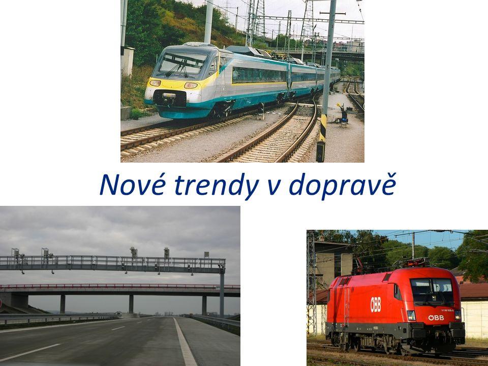 Nové trendy v dopravě PedF, katedra geografie13