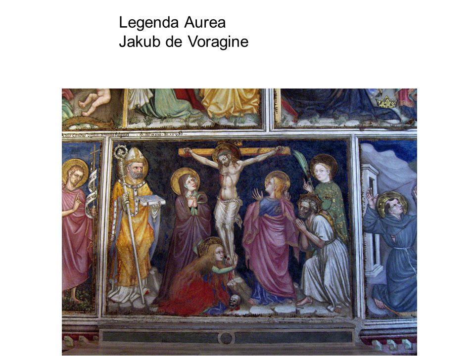 Legenda Aurea Jakub de Voragine