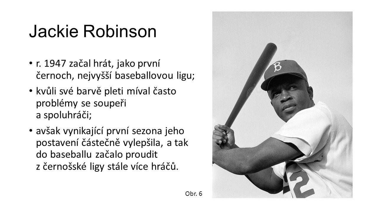 Jackie Robinson r.