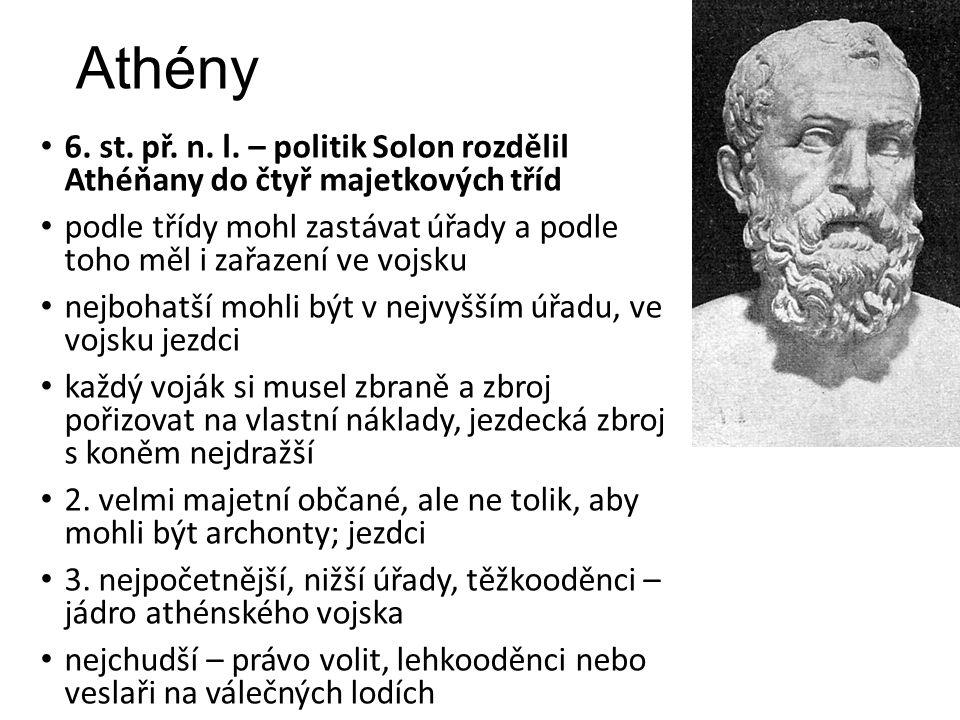 Athény 6. st. př. n. l.