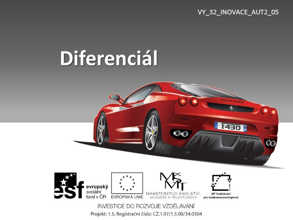 VY_32_INOVACE_AUT2_05 Diferenciál