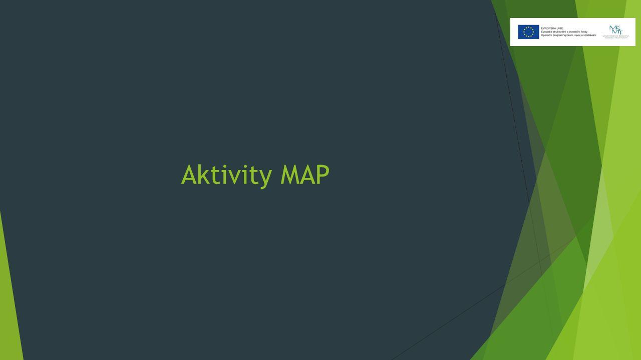 Aktivity MAP