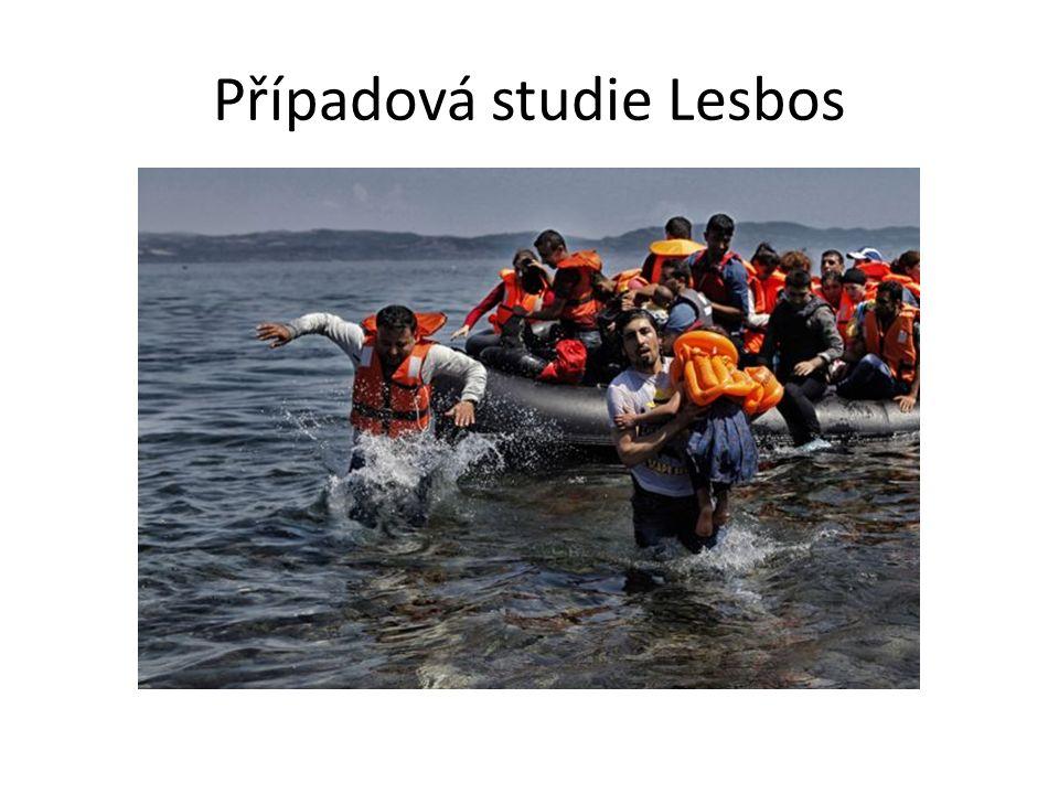 Případová studie Lesbos