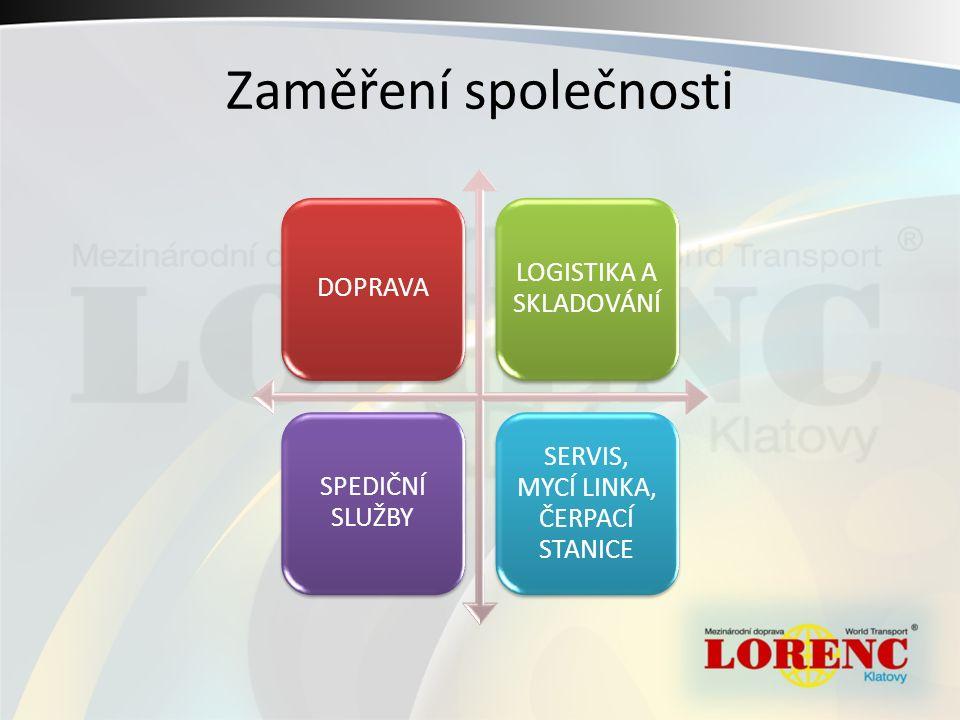 Certifikace společnosti Certifikace společnosti v souladu s EN ISO 9002 2001 Re-certifikace v souladu s EN ISO 9001 2003 Certifikace společnosti dle EN ISO 14001 2005 Re-certifikace v souladu s EN ISO 9001 a 14001 2008 Obdržení certifikátu Dopravní společnost třídy A 2008 Atestace společnosti dle SQAS 2010 Re-certifikace v souladu s EN ISO 9001 a 14001 2011 Certifikaci ISO provedla německá společnost DEKRA INTERTEK, GmbH, Stuttgart; Atestaci SQAS provedla Moody International