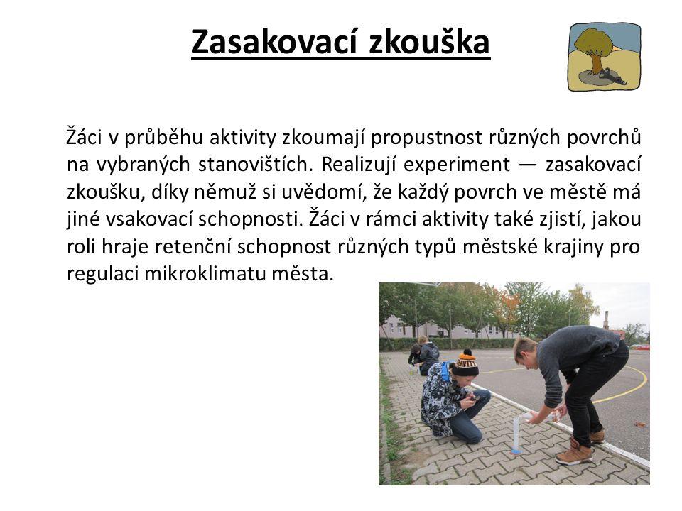 Zasakovací zkouška ZŠ Františka Kupky