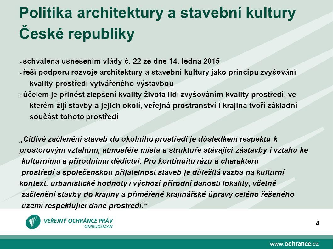 www.ochrance.cz 4  schválena usnesením vlády č. 22 ze dne 14.