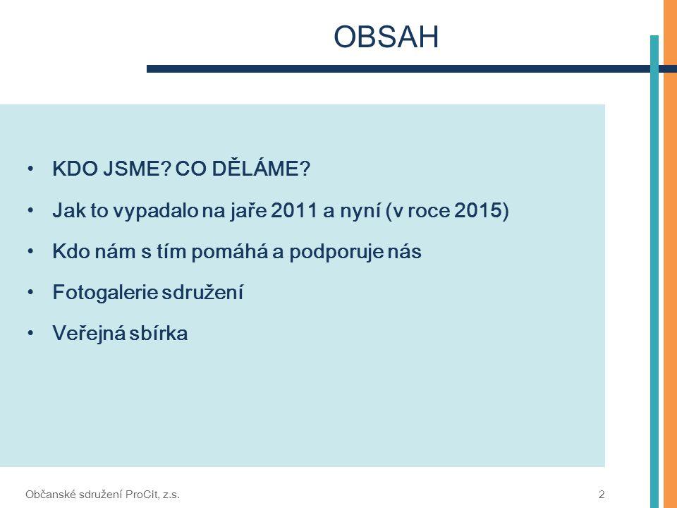 Biofarma Slunečná – 26.-28.9.2015 Občanské sdružení ProCit, z.s. 33
