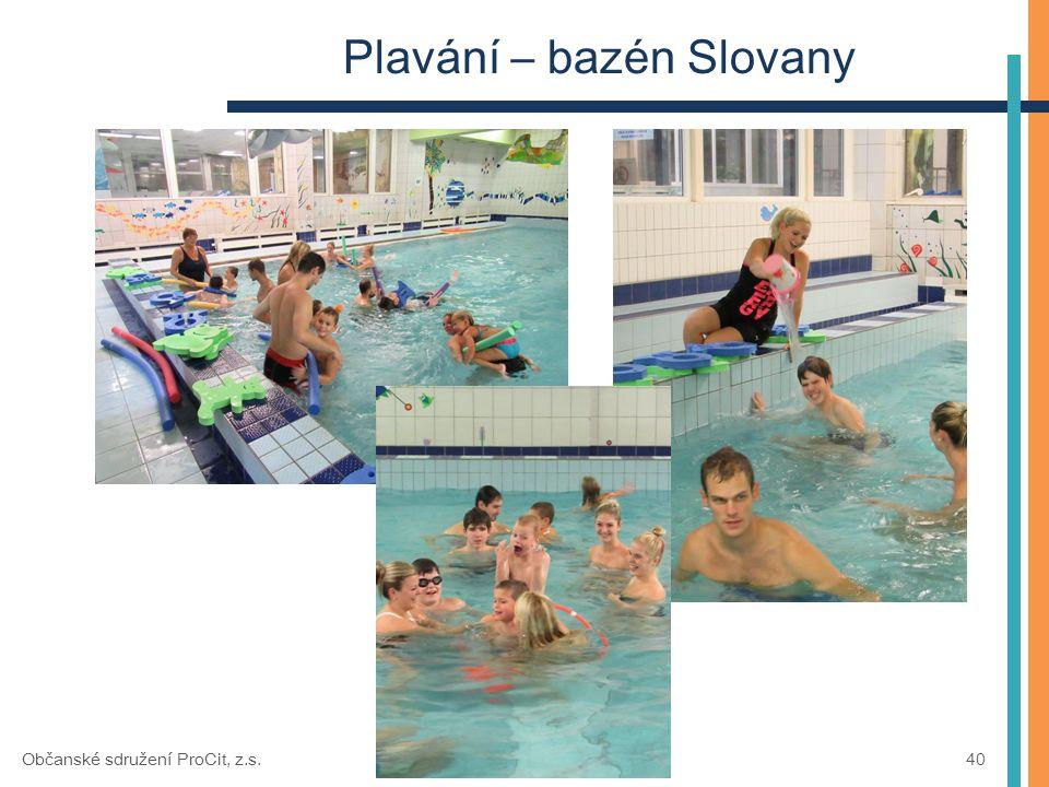 Plavání – bazén Slovany Občanské sdružení ProCit, z.s. 40