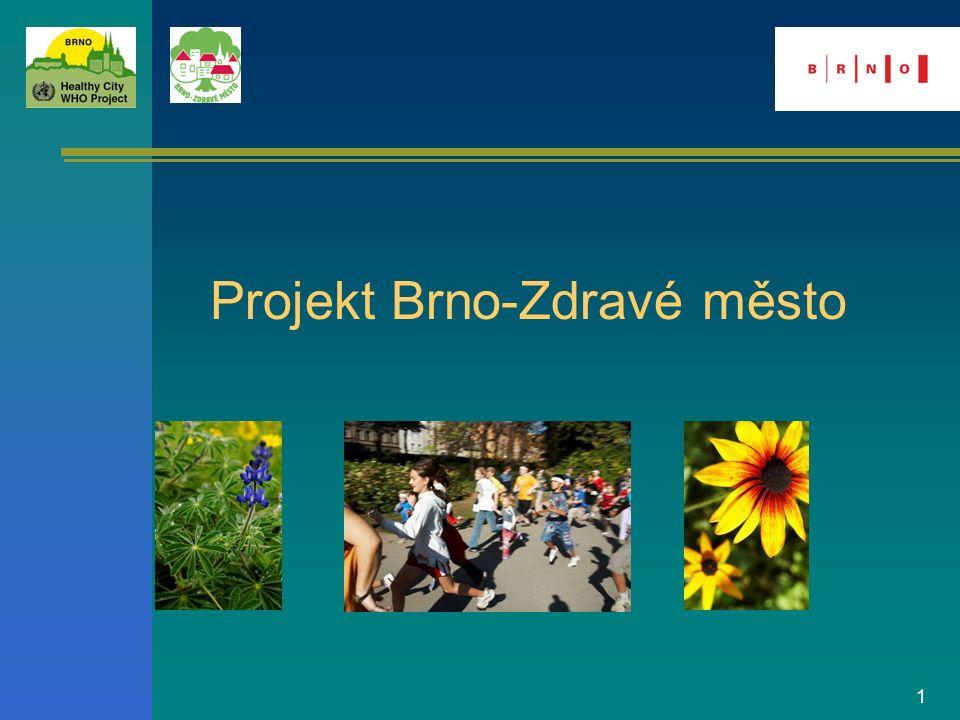 1 Projekt Brno-Zdravé město