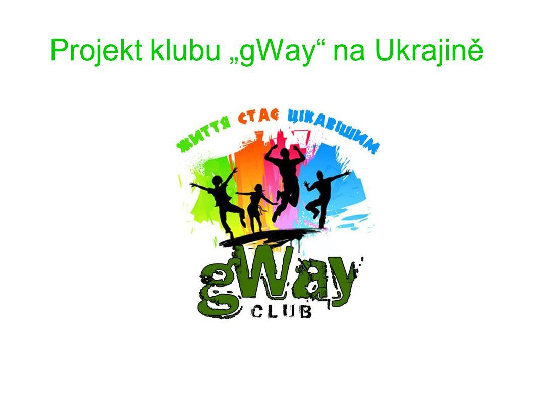 Proč projekt gWay.