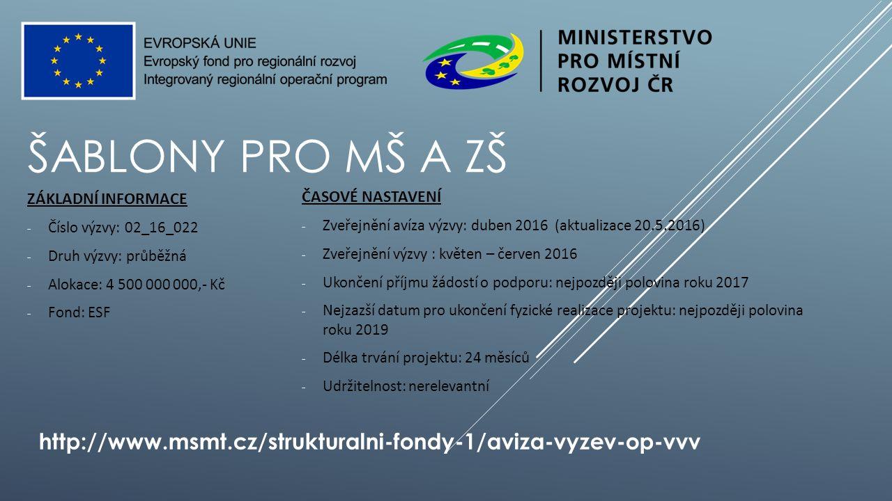 Aktivity ZŠ 2.