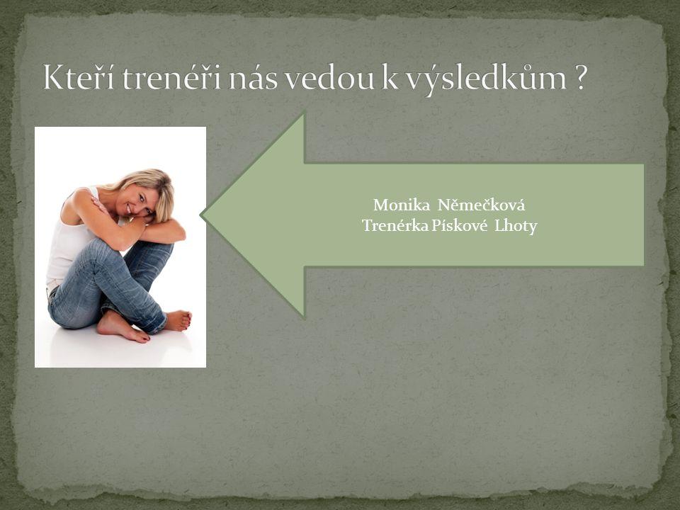 Honza Novák Trenér Velenky