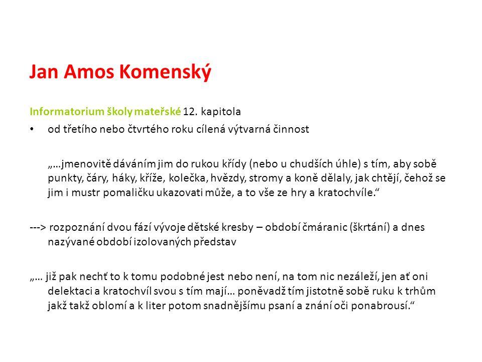 Jan Amos Komenský Informatorium školy mateřské 12.