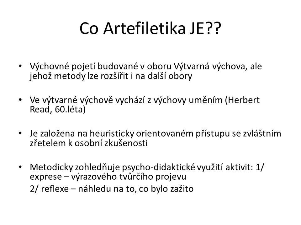 Co Artefiletika JE .