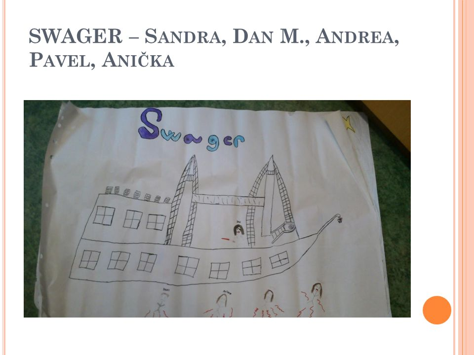 SWAGER – S ANDRA, D AN M., A NDREA, P AVEL, A NIČKA