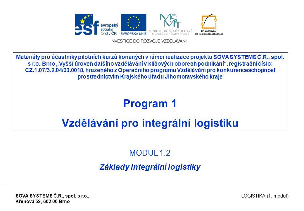 Stanovení rozsahu logistického auditu 32 (05) Logistický audit © PQL poradenství pro kvalitu a logistiku s.r.o.