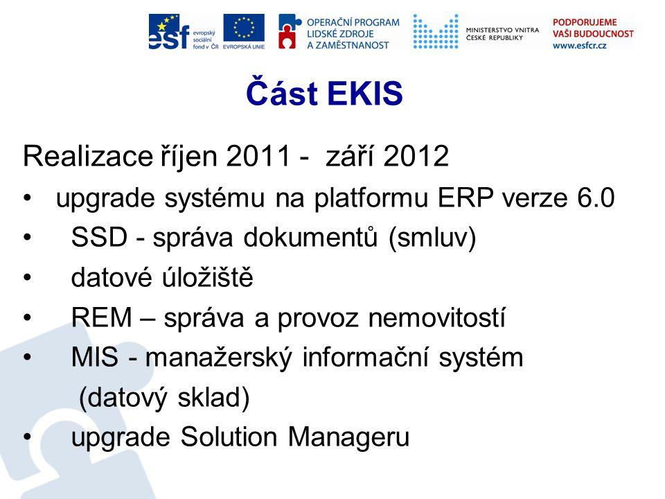 12/2013 Ukončení projektu 07/2008 Zahájení projektu 09/2011 SEPIe EKIS zahájení 02/2013 SEPIe SEP zahájení 09/2012 SEPIe EKIS ukončení 11/2013 SEPIe SEP ukončení Historie SEPIe