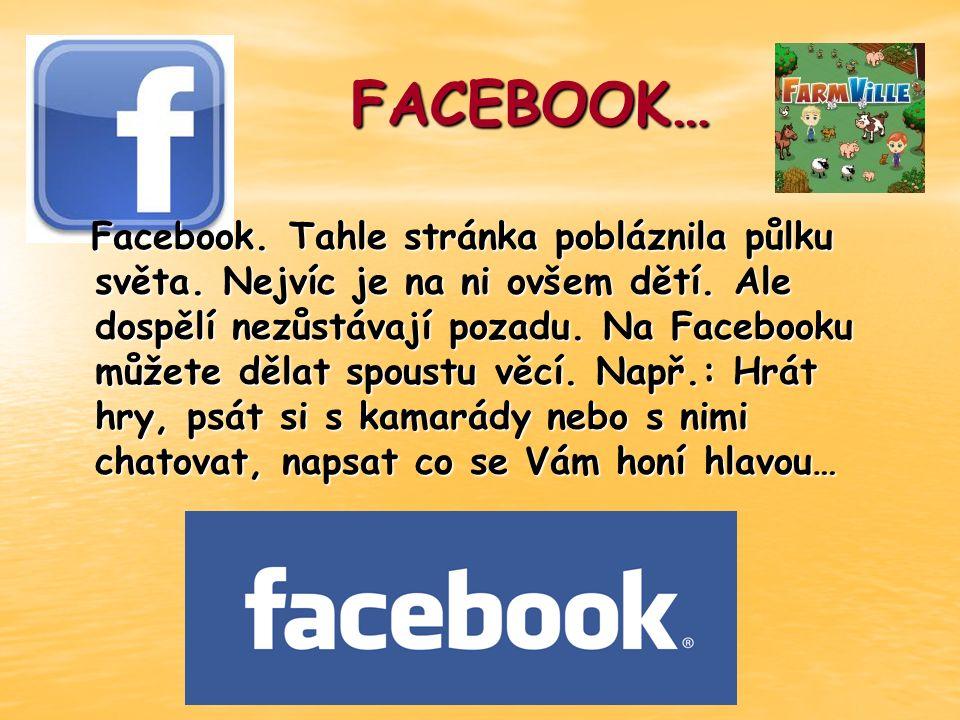 LIDÉ.CZ Lidé.cz je další sociální síť která stojí za zmínku.