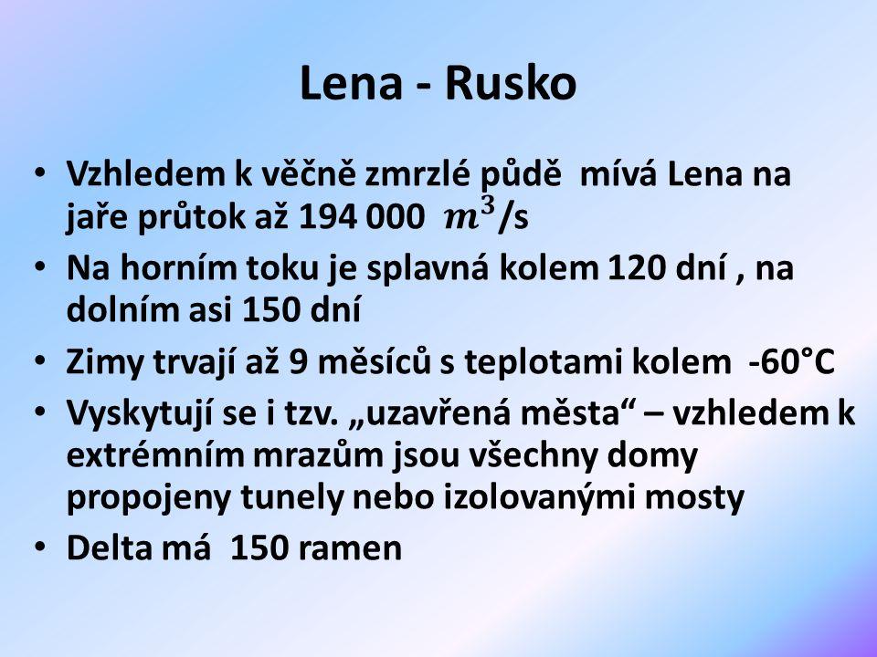 Lena - Rusko