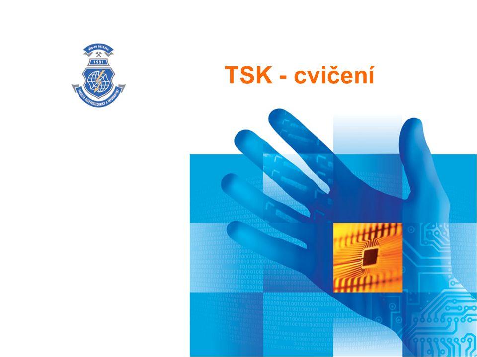 TSK - cvičení