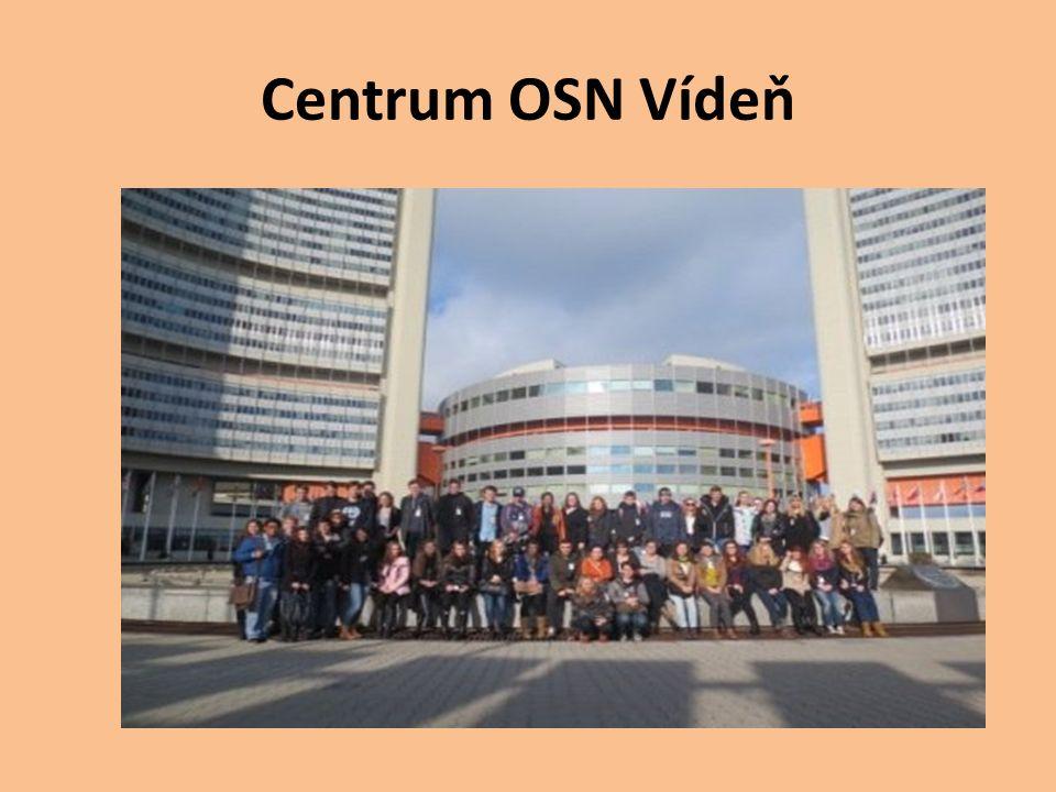 Centrum OSN Vídeň