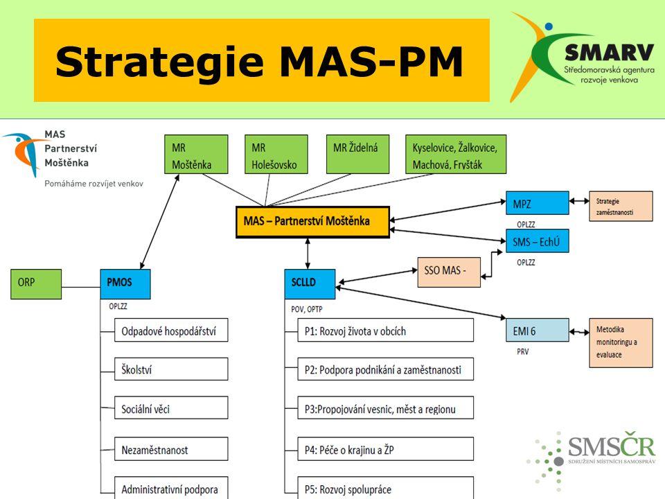 Strategie MAS-PM