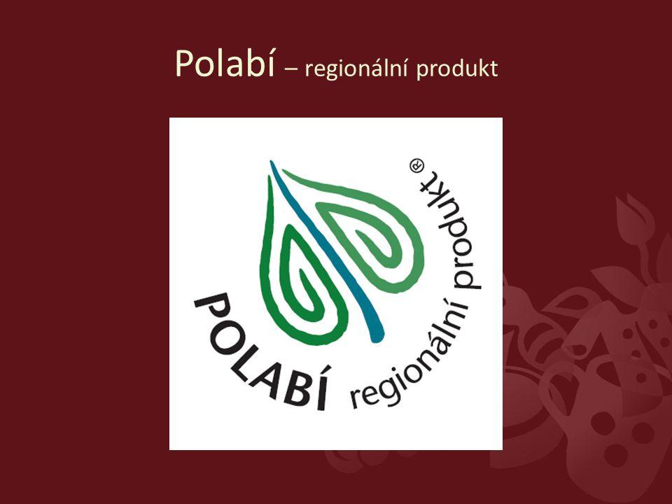 Polabí – regionální produkt
