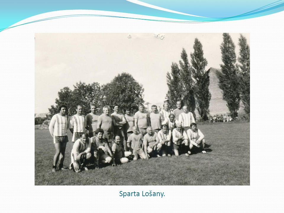Sparta Lošany.