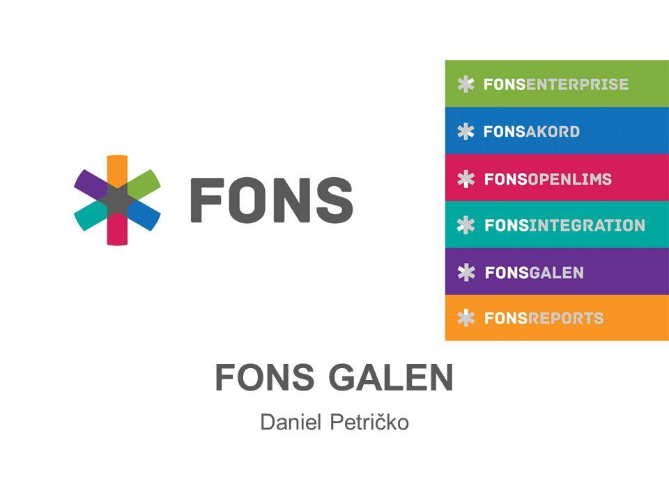 FONS GALEN Daniel Petričko