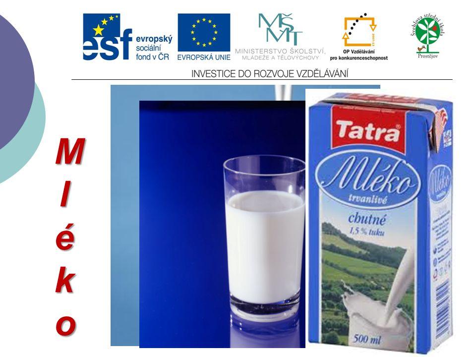 MlékoMlékoMlékoMléko