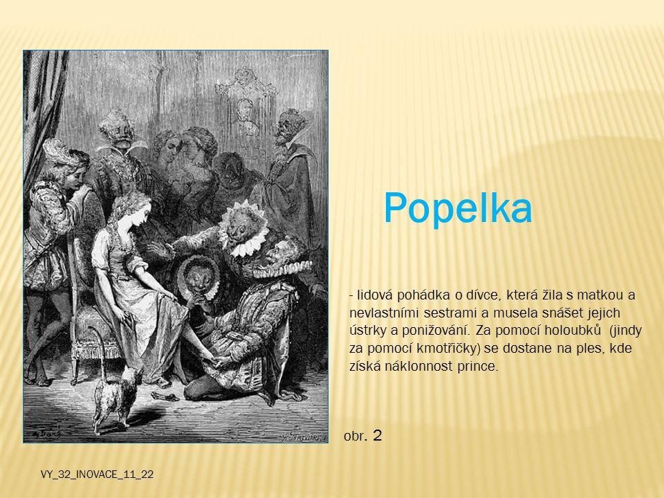 Šípková Růženka - lidová pohádka o zakleté princezně, která při narození dostala od sudičky kletbu, že při svých 15.