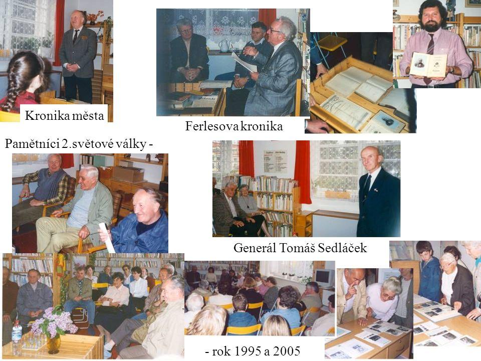 Seznamte se se svým městem Besedy s představiteli města Besedy o historii města Besedy o osobnostech města Besedy s pamětníky událostí ve městě Besedy o městských organizacích Besedy z okolí našeho města