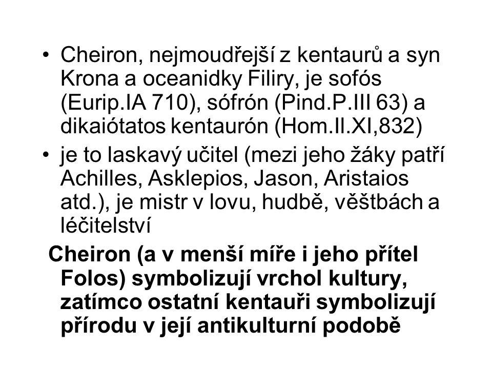 Updike, Kentaur Český překlad Igor Hájek.