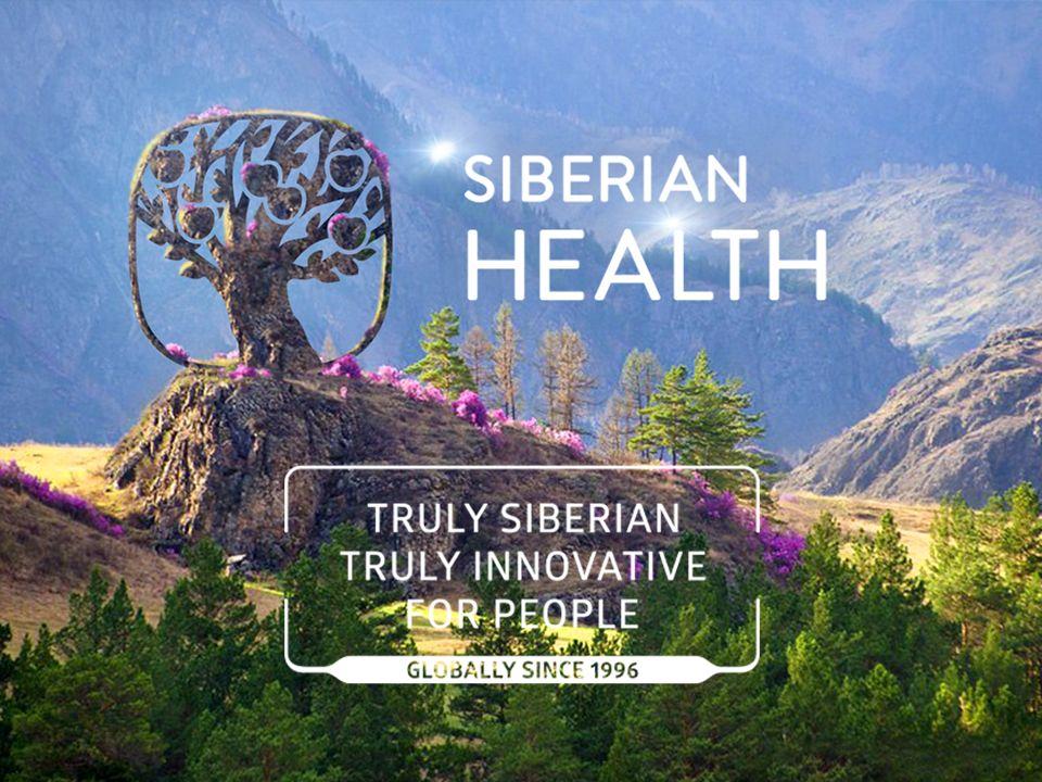 Legendární série «Sibiřská kolekce balzámů» 18 let úspěchů! Více než 25 států
