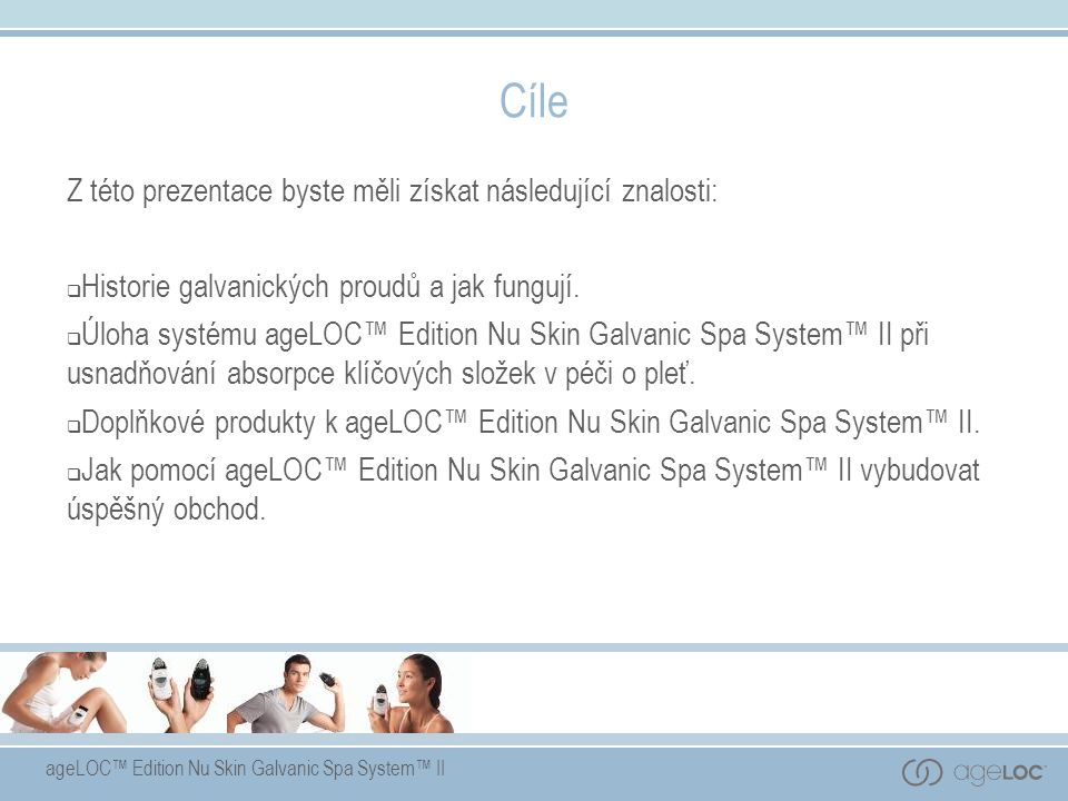 ageLOC™ Edition Nu Skin Galvanic Spa System™ II Nu Skin Galvanic Spa System™ II Body Shaping Gel