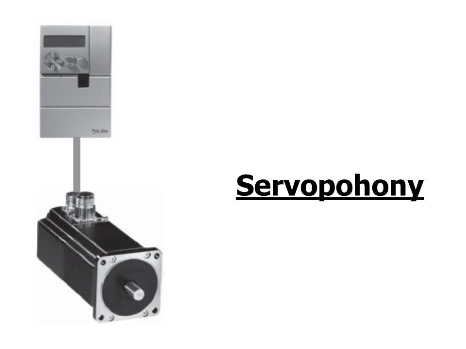 Servopohony