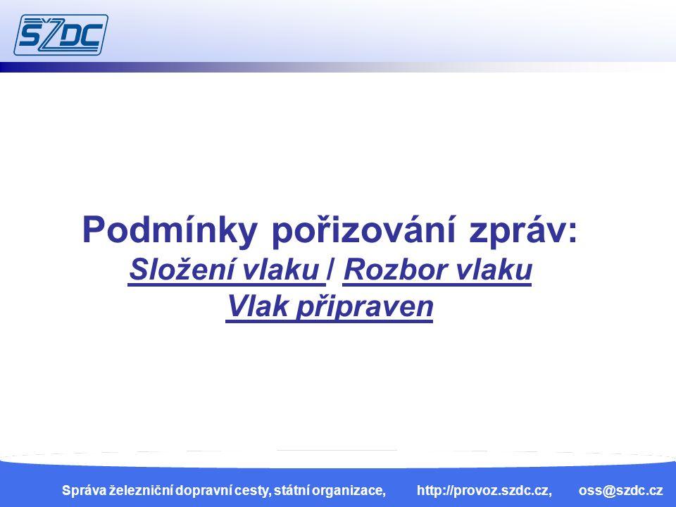 13. 4. 201030 IS KAPO Přednášející: Marek NeustadtSŽDC, s.o., www.szdc.cz