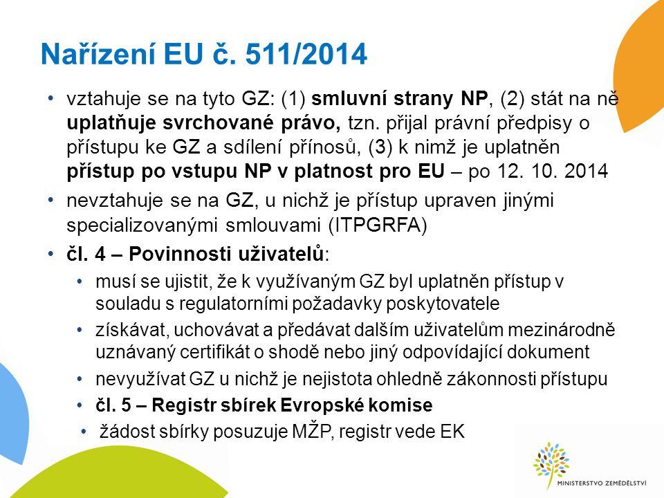 Nařízení EU č.