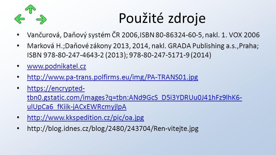 Vančurová, Daňový systém ČR 2006,ISBN 80-86324-60-5, nakl.