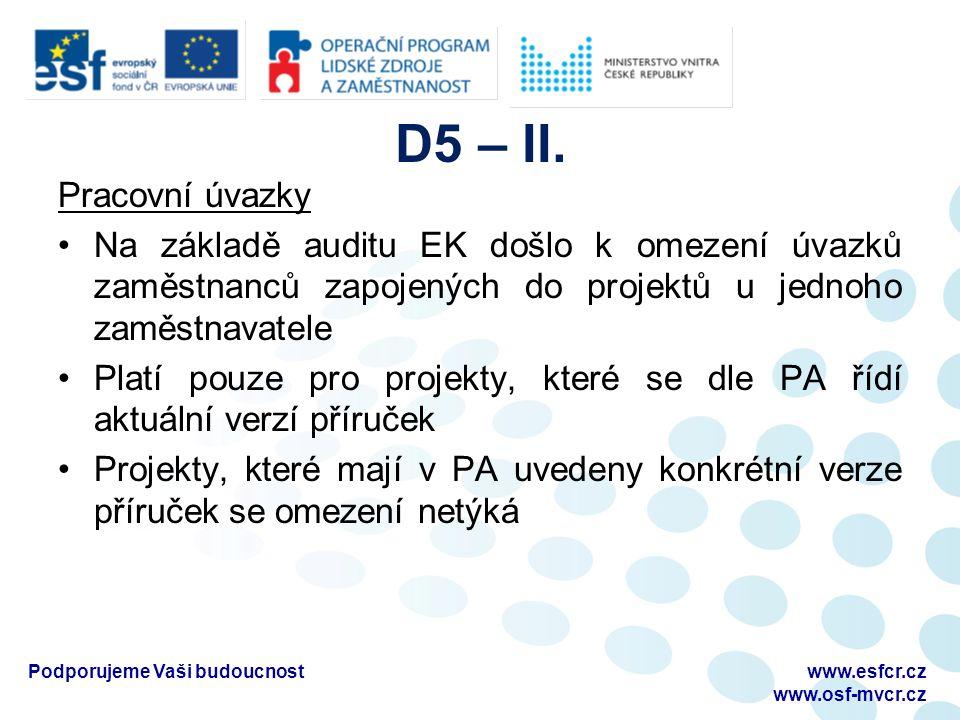 D5 – II.