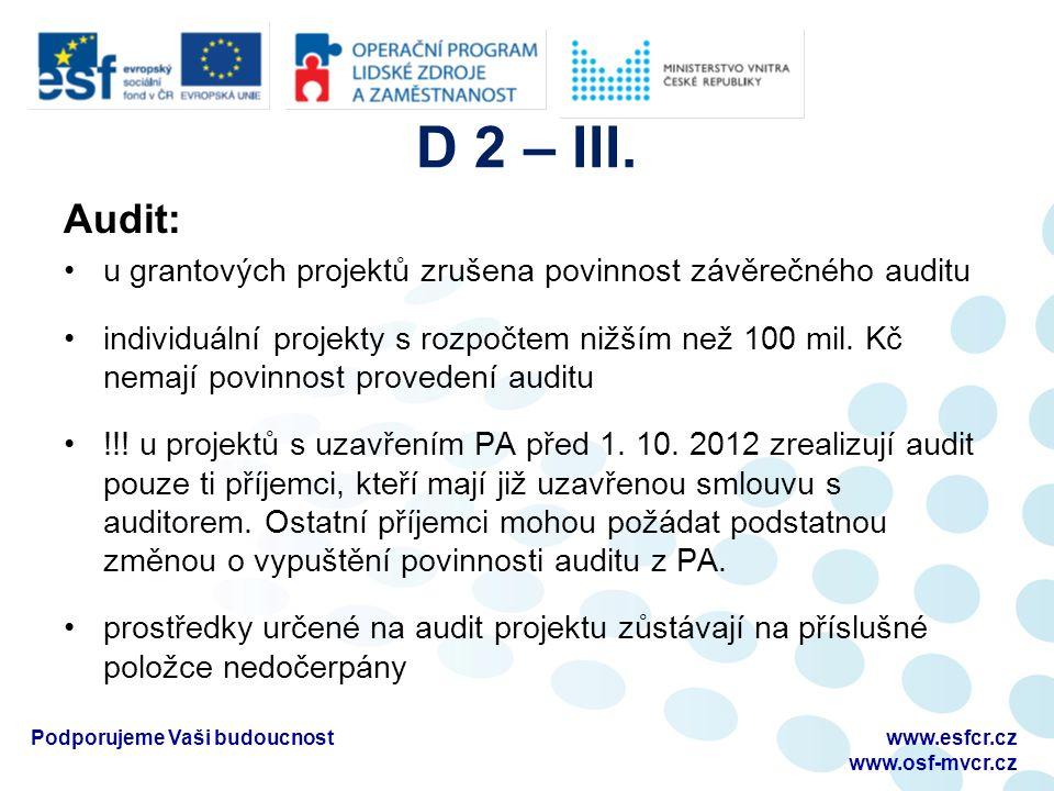 D2 – IV.