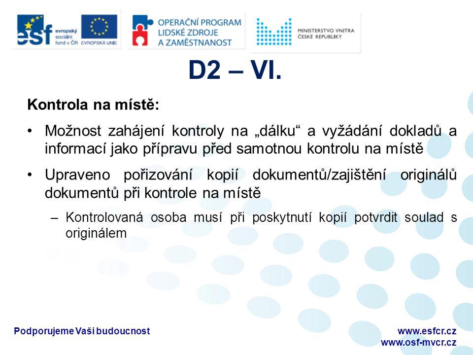 D2 – VI.
