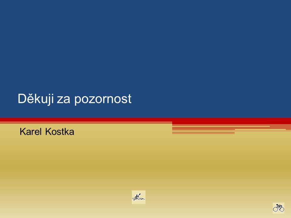 Děkuji za pozornost Karel Kostka