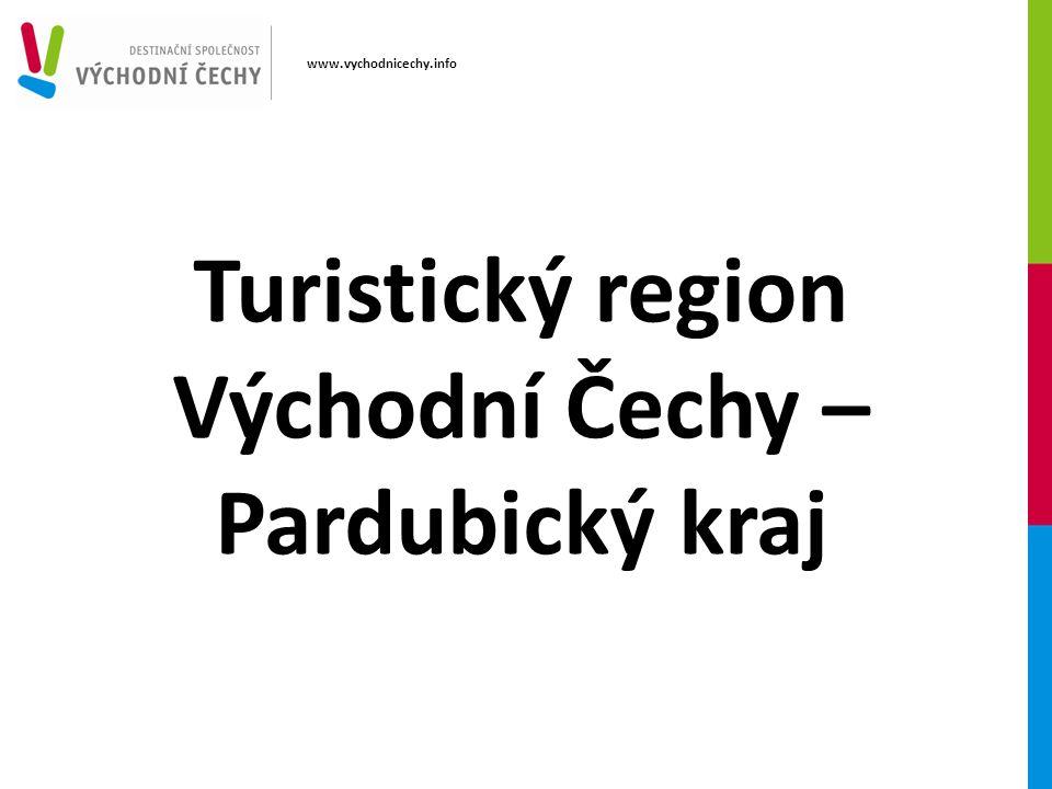 Turistický region Východní Čechy – Pardubický kraj www.vychodnicechy.info