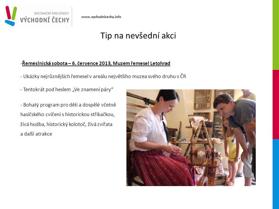 www.vychodnicechy.info -Řemeslnická sobota – 6. července 2013, Muzem řemesel Letohrad - Ukázky nejrůznějších řemesel v areálu největšího muzea svého d