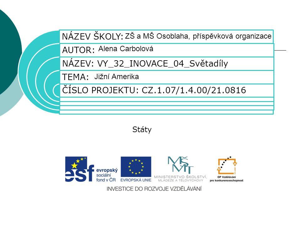 Datum vytvoření projektuprosinec 2011 Ročník7.